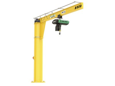 VFM Free Standing/Floor Mounted Underbraced Jib (Manual or Electric slew)