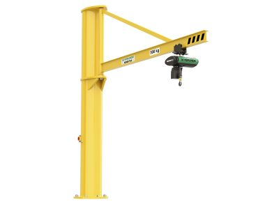 VFT Free Standing Overbraced Jib Crane (Profile Beam)