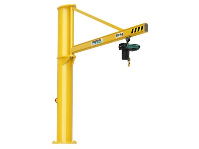VFTS Free Standing/Floor Mounted Overbraced Jib Crane (Eurosystem)
