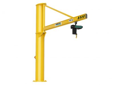 VFTS Free Standing Overbraced Jib Crane (Eurosystem) 2