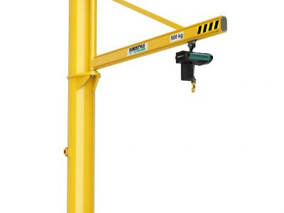 VFTS Free Standing Overbraced Jib Crane (Eurosystem)