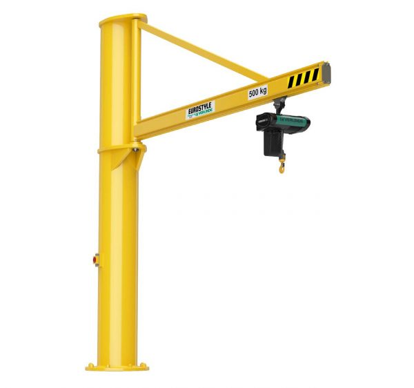VFTS Free Standing Overbraced Jib Crane (Eurosystem)