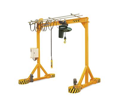 VGIM Steel Motorised/Powered Workshop Lifting Gantry Crane