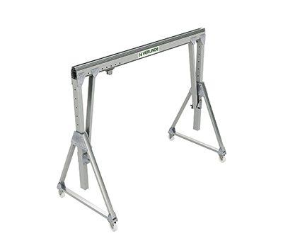 VGPA Aluminium Portable/Mobile Lifting Gantry Crane