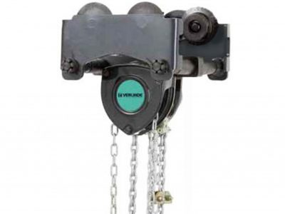 VHR Manual Chain Hoist with Low Headroom Trolley