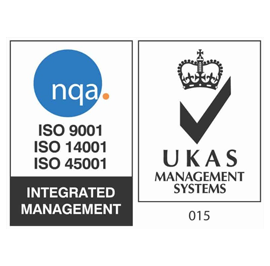 NQA ISO accreditation achieved