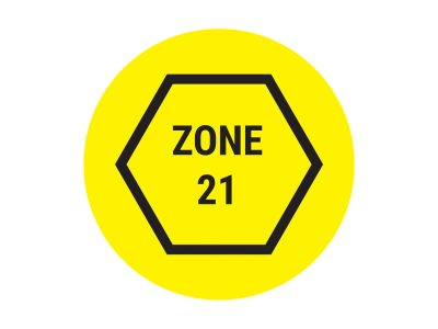 ATEX Zone 1 Hazardous Dusts Zone 21 Lifting Equipment