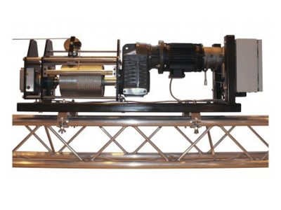 Zero Fleet Performer Winch (2D or 3D Flight)