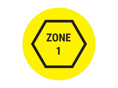 ATEX Zone 1 Hazardous Gas, Mists and Vapours Zone 1 Lifting Equipment