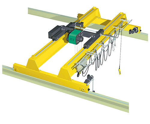 Electric overhead crane kits