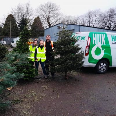 Hoist UK Christmas Tree Collection